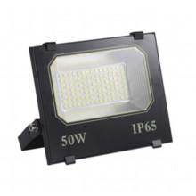 Projecteur LED en aluminium noir 50W