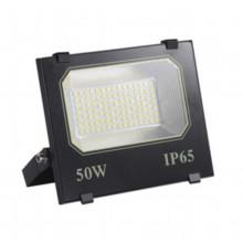 Черный Алюминий 50W Светодиодный прожектор