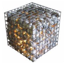 Stainless Steel Welded Wire Mesh Gabion Baskets