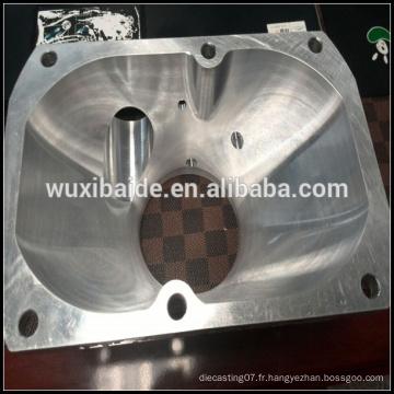 Pièces de tuning en aluminium et cnc Pièces CNC Usinage pièces de tuning de fraisage