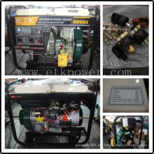 Generador de soldadura diesel de tipo abierto / de 50 Hz para uso doméstico