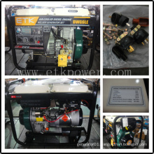 Open Type /50Hz Home-Use Diesel Welder Generator