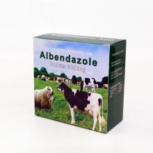 Veterinary Drug Albendazole Bolus 300mg