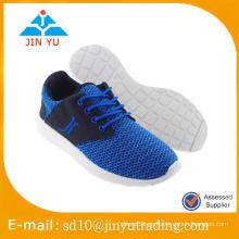 2016 nuevos zapatos al por mayor de las mujeres del deporte del precio de fábrica de la venta al por mayor del estilo, zapatos del deporte de la fábrica de China