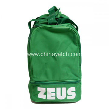 Travel Sports Duffle Bag with Shoes Compartment