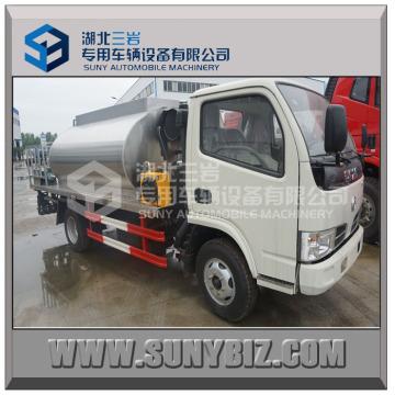 Dongfeng 4000L Asphalt Distributor Bitumen Sprayer Truck (Intelligent model)