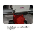 Hot sale Single head 12 Needles hat Embroidery machine