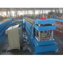 Sigma purlin building material machinery