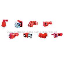 Crane Gear Motor, Close and Precise Gear Ratio