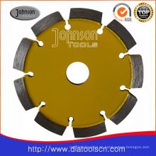 Bauwerkzeug: Od125mm Tuck Point Blade für Beton