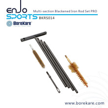 Borekare caça militar multi-seção Blackened Rod Rod Set (PRO)