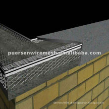 Manufatura do grânulo do canto do metal da drywall