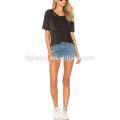 OEM Service wholesale summer short sleeve sexy women t shirt