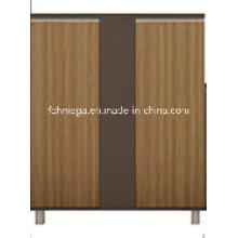 Niedriger Schrank mit Türen (FOH-KNW102)