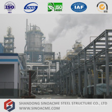 Heavy Steel Structure Power Plant