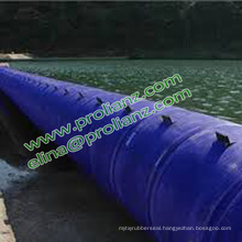 Custom Rubber Bag Bladder Dam to Singapore