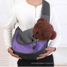 Vietnam Pet Carrier Backpack Shoulder Bag Sling Front Mesh for Travel