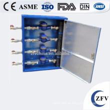 XDO Outdoor-Gusseisen Wasserzähler schützen box