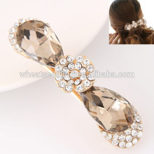 2016 mais recente rhinestone cristal de design para as meninas pinos de casamento de fantasia de casamento