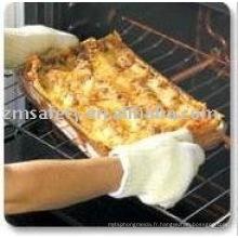 Gants de cuisine résistants à la chaleur de sécurité ZM430-H