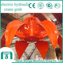 Electric Hydraulic Grab for Grab Crane