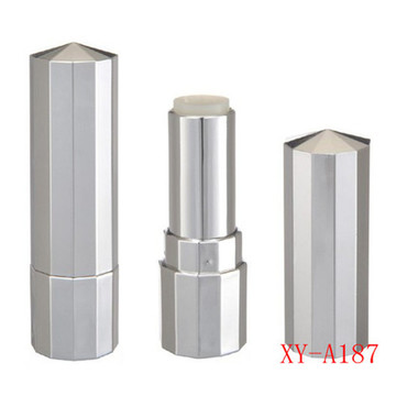 Empty Silver Lipstick Tube Container Wholesale