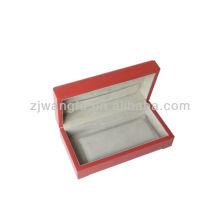 matte paint fashion wooden sunglass case box