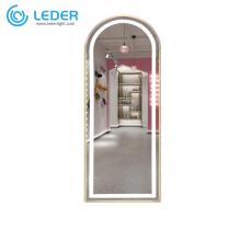 Miroir de beauté LEDER avec lumières