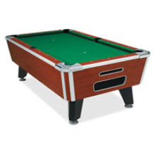 Coin Operated Pool Table (COT-003)