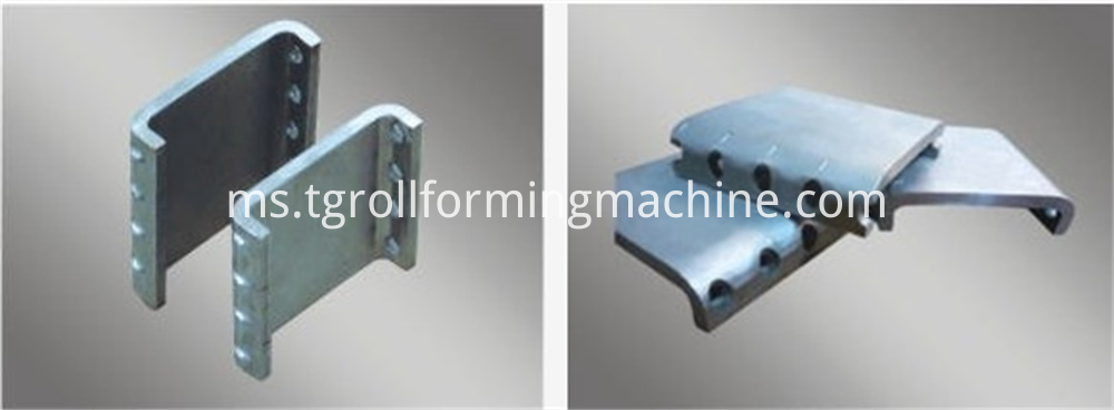 Din Rail Channel Roll Forming Machines