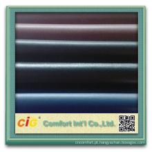 Venda quente barata pulseira PVC couro