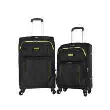Big capacity spinner wheels custom travelling luggage