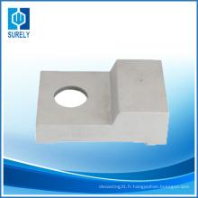 Fabricant de moulage Produits en alliage personnalisé pour la fonderie en aluminium