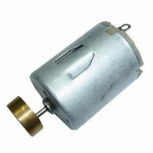 12V DC Vibration Motor with 24 x 30.5mm Casing/ Ø13 x L5 Brass Vibrator, for Car Seat Massagers