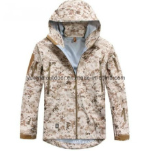 Military Hardshell Waterproof and Breathalbe Lamilated Jacket