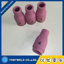Bota cerámica Tig para boquilla cerámica 13N08