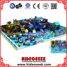 Tema de navio pirata venda quente crianças Indoor Playground Stucture