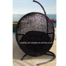 Proch Garden Patio Wicker Rattan Suspension Outdoor Swing Chair