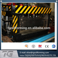 Automatische Stahl-Metall-Kabelrinne Cold Roll Forming Machine erreicht die Qualitätskontrolle Standards