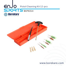 Borekare Hunting Military 12-PCS Gun Hunting Pistol Cleaning Kit