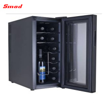 Thermoelectric Dual zone 12 bottle wine cooler with ETL and CE