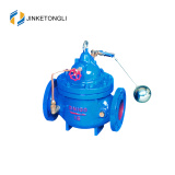 Floating Ball Control Valve