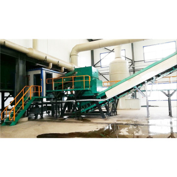 Umweltfreundliche Sortier-Management-Maschine für das Recycling
