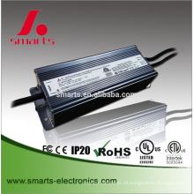 unidades de fuente de alimentación conducidas dimmable del dc del transformador 80w 12v led