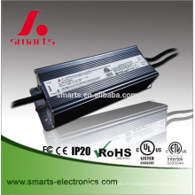 conduit transformateur 80w 12v dc dimmable conduit unités d'alimentation