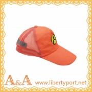 reflective safety caps, 100% polyester baseball hats,fluorescent reflective safety hats