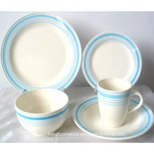 Cheap Price Turkish Porcelain Dinnerware (Set)
