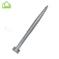 Deck Ground Screw Piles for Wooden House