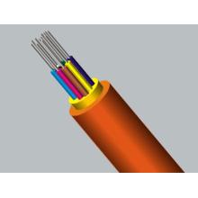 Cable óptico de estructura seca
