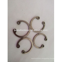 Chinese manufacture stainless steel circlip, DIN471/DIN472 circlip